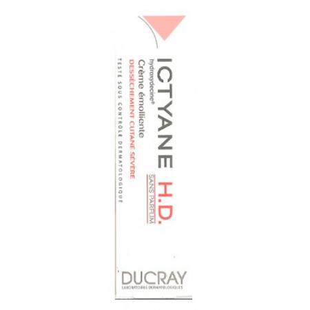 DUCRAY ICTYANE HD CREME PEAUX SECHES CUTANE 50ML