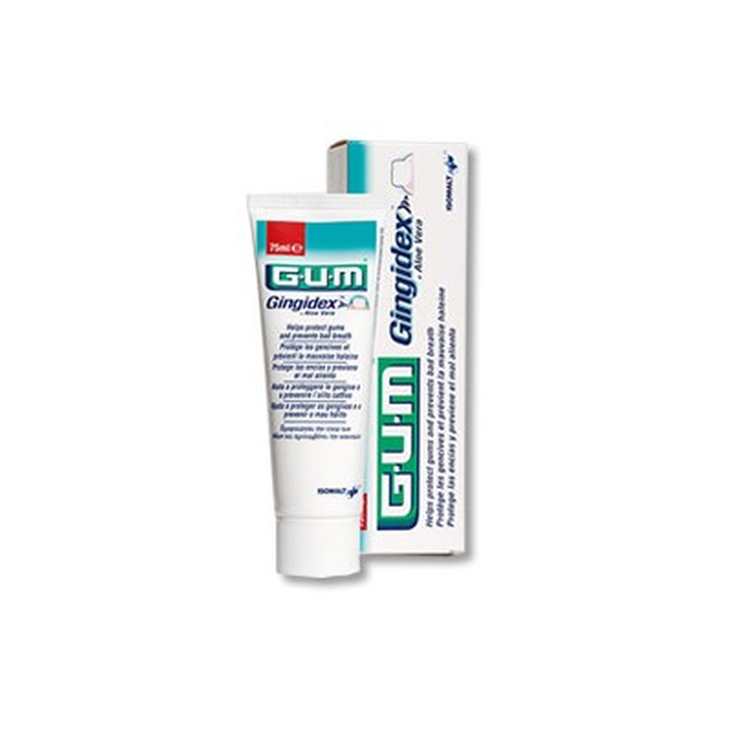 Dentifrice Gingidex GUM Sunstar 75 ml