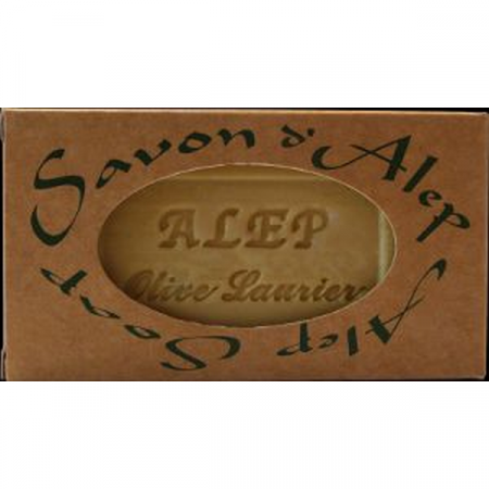 Savon d'Alep MKL Green Nature 120 g