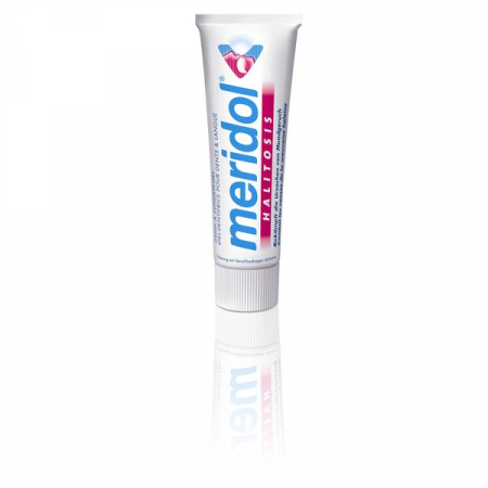MERIDOL HALITOSIS GEL DENTS 75ML
