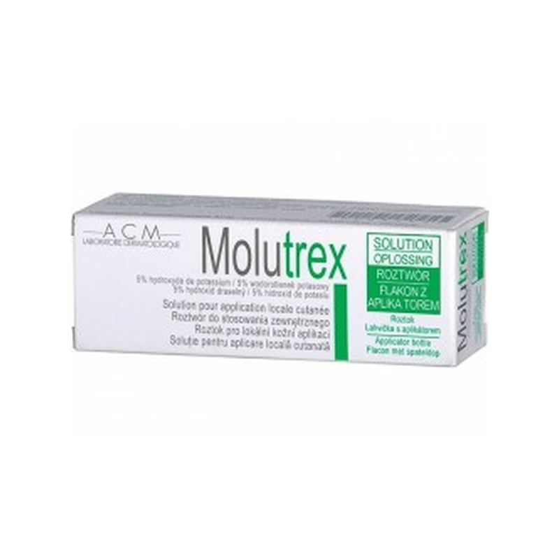 Molutrex Solution Application Locale 3 ml
