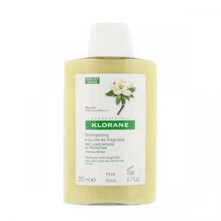 Klorane Shampooing à la Cire de Magnolia 200ml