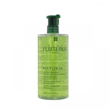 Shampooing Extra-doux Naturia Furterer 500ml