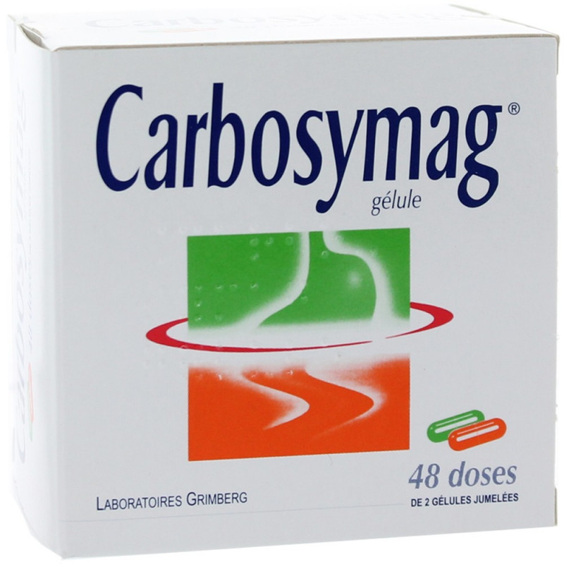 Carbosymag 48 doses