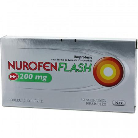 NurofenFlash 200mg comprimés