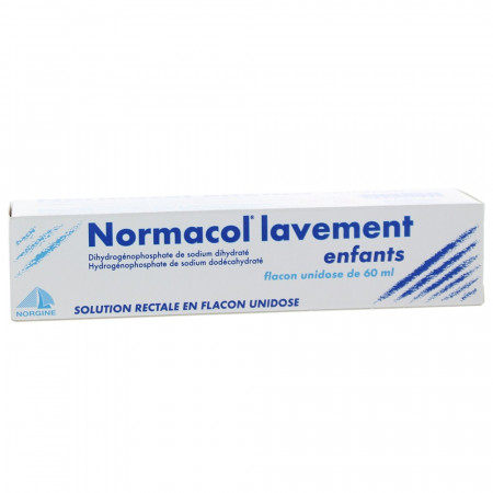 Normacol lavement 60 ml