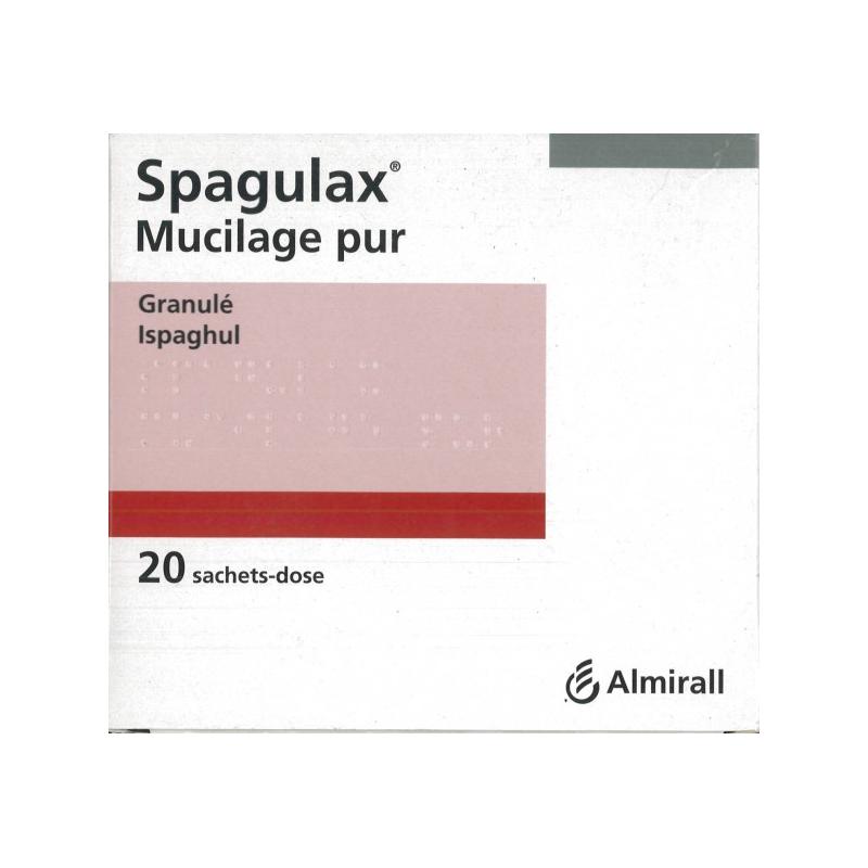Spagulax Mucilage Pur Granulés 700g