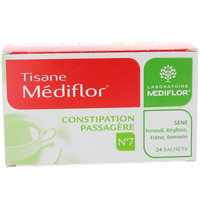 Mediflor N°7 Constipation Passagère