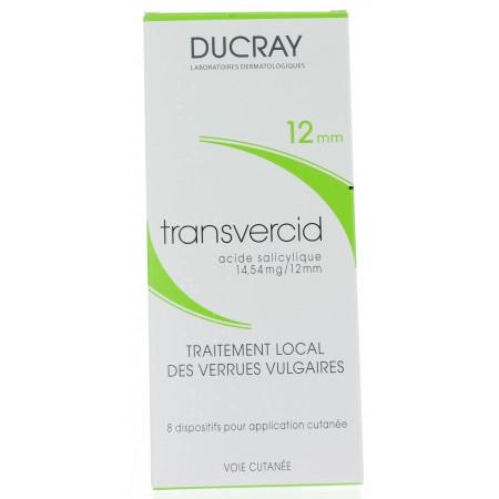 DUCRAY TRANSVERCID 14,54 mg/12