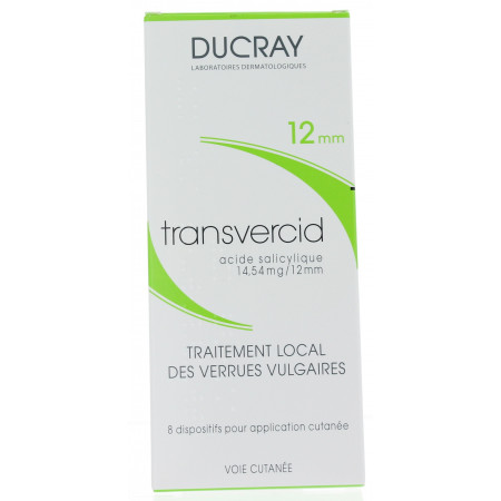Transvercid 14.54mg/12mm Ducray