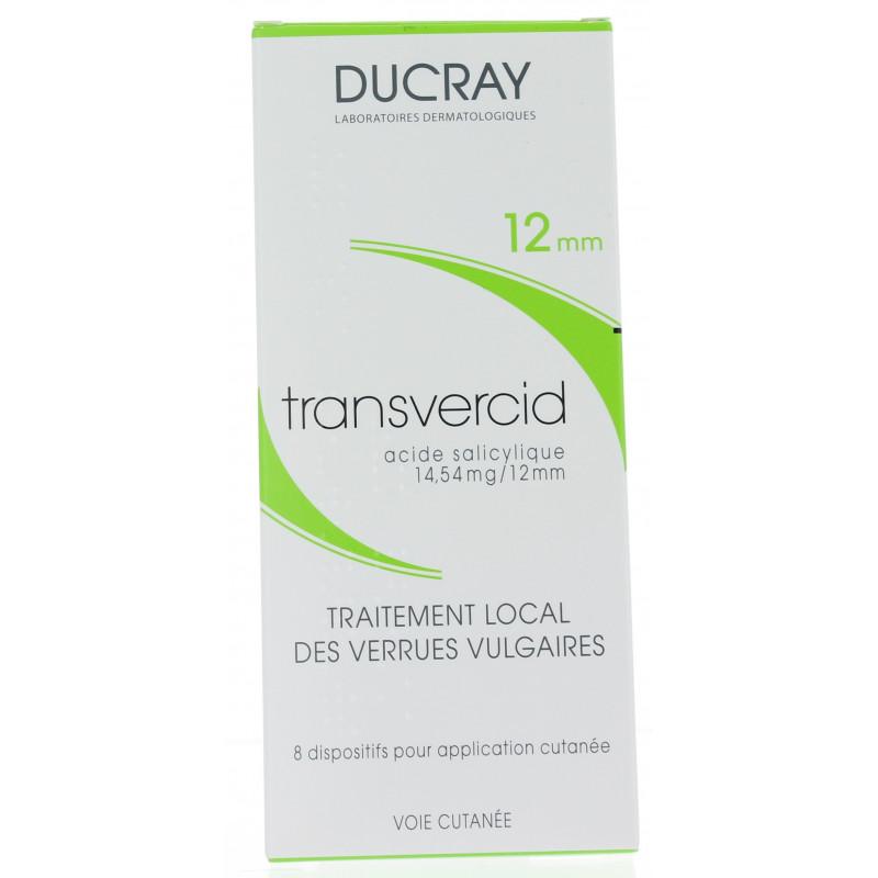 Transvercid 14.54mg/12mm Ducray