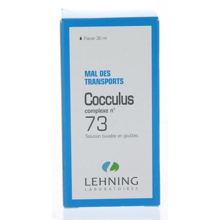 COMPLEXE LEHNING COCCULUS N° 73 sol buv
