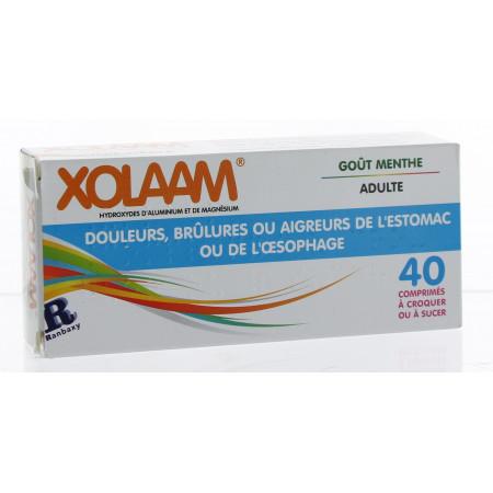 Xolaam 40 comprimés
