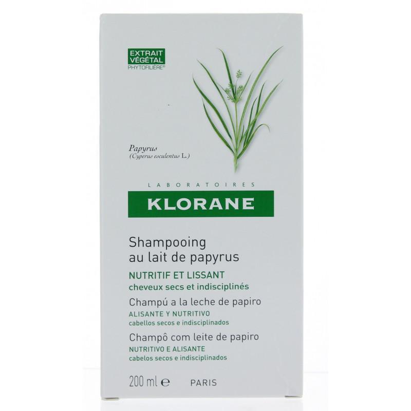 Klorane Shampooing au Lait de Papyrus 200ml