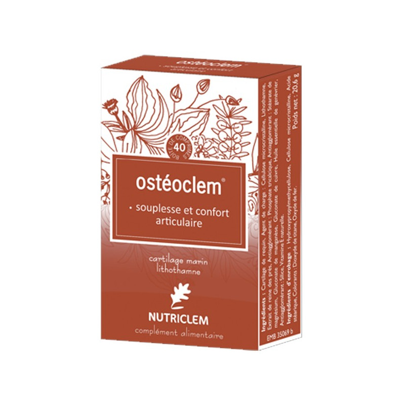 Osteoclem Souplesse Articulaire