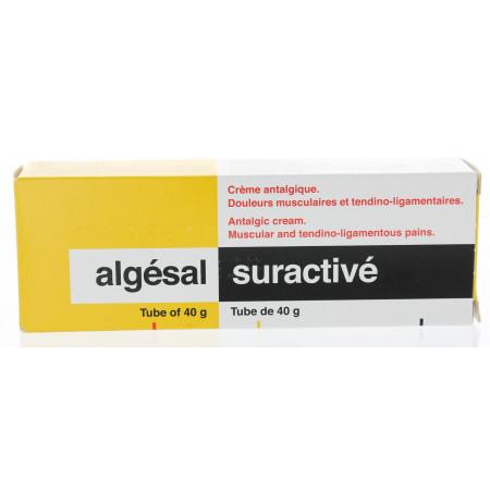 ALGESAL SURACTIVE