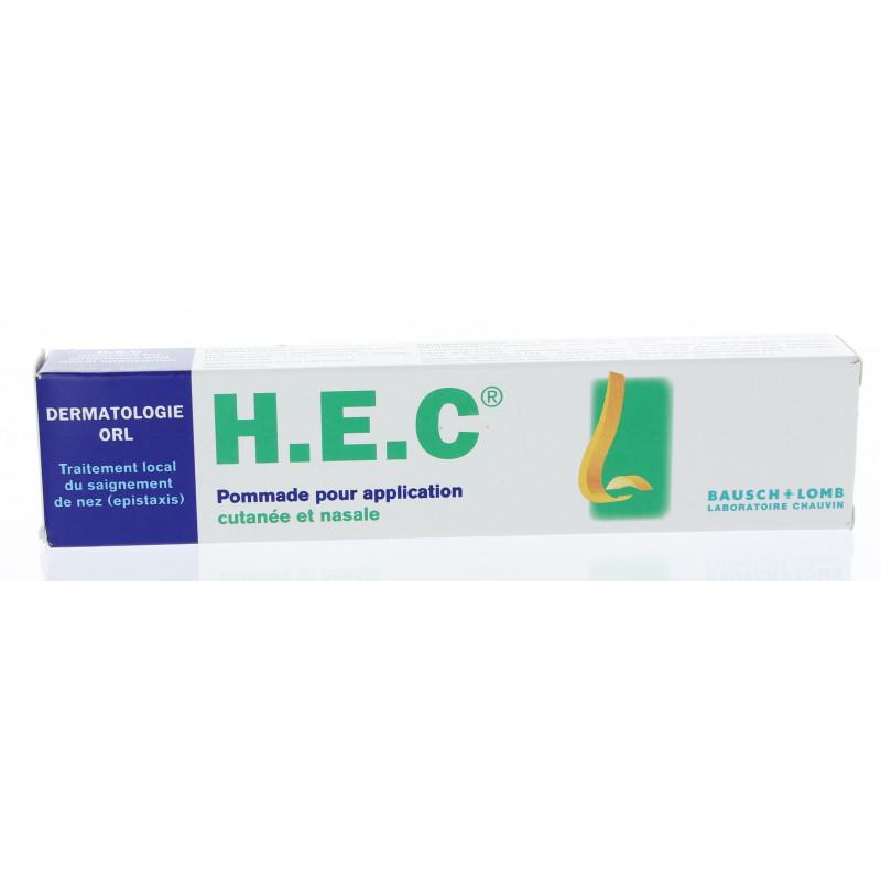 H.E.C. dermique et nasale