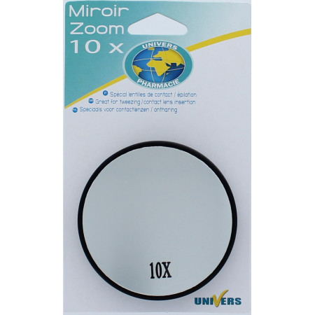 UNIVERS MIROIR ZOOM x 10