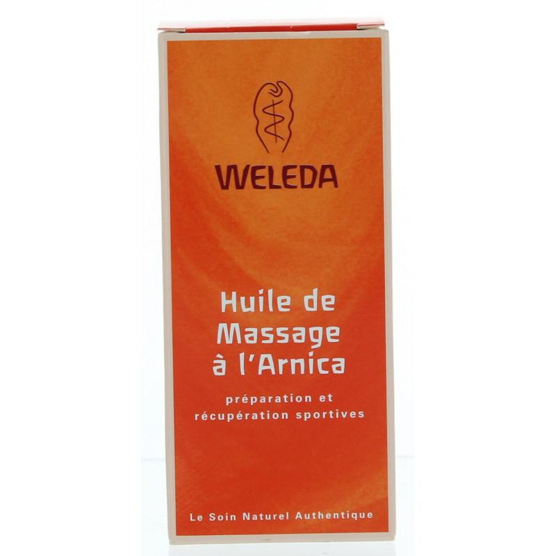 WELEDA HUILE MASSAGE ARNICA 50ML