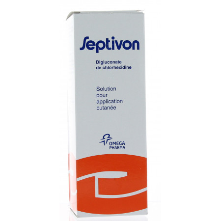 Septivon 1,5% Solution pour Application Cutanée 500 ml