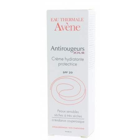 Crème Hydratante Protectrice Antirougeurs Avène 40 ml