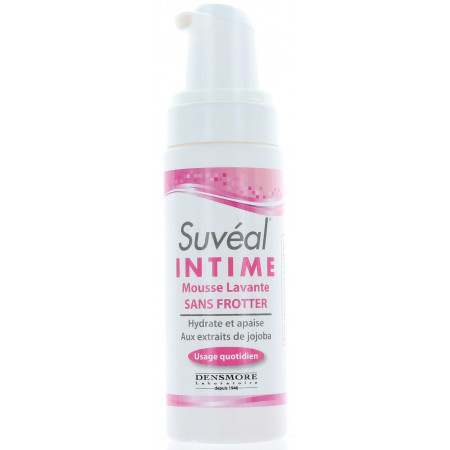 SUVEAL INTIME MOUSSE LAVANTE 150ML
