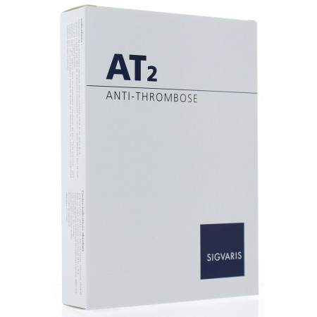 SIGVARIS CHAUSSETTES ANTI THROMBOSE AT2 CLASSE 2