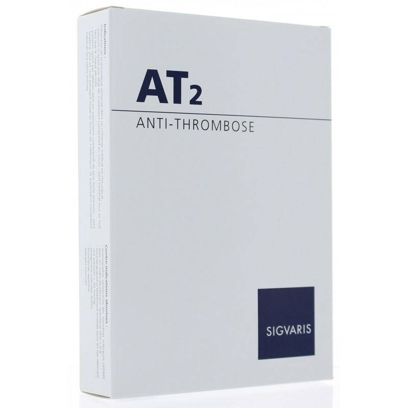SIGVARIS CHAUSSETTES ANTI THROMBOSE AT2 CLASSE 2