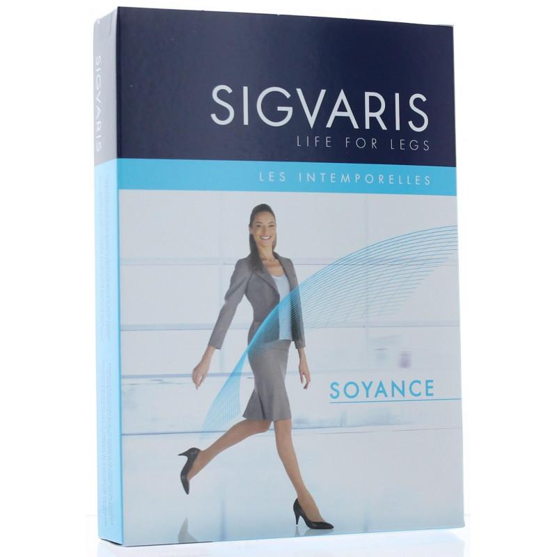 SIGVARIS CHAUSSETTES SOYANCE CLASSE 2