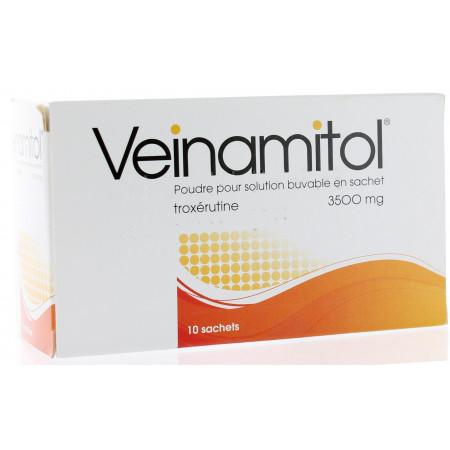 Veinamitol 3500 mg Solution Buvable 10 sachets