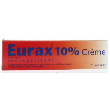 EURAX 10 % Cr T/40g