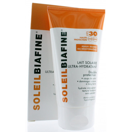 SOLEIL BIAFINE LAIT SOLUTION SPF30 150