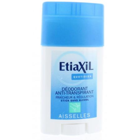 Déodorant Anti-transpirant 48H Peaux Sensibles Etiaxil 40 ml