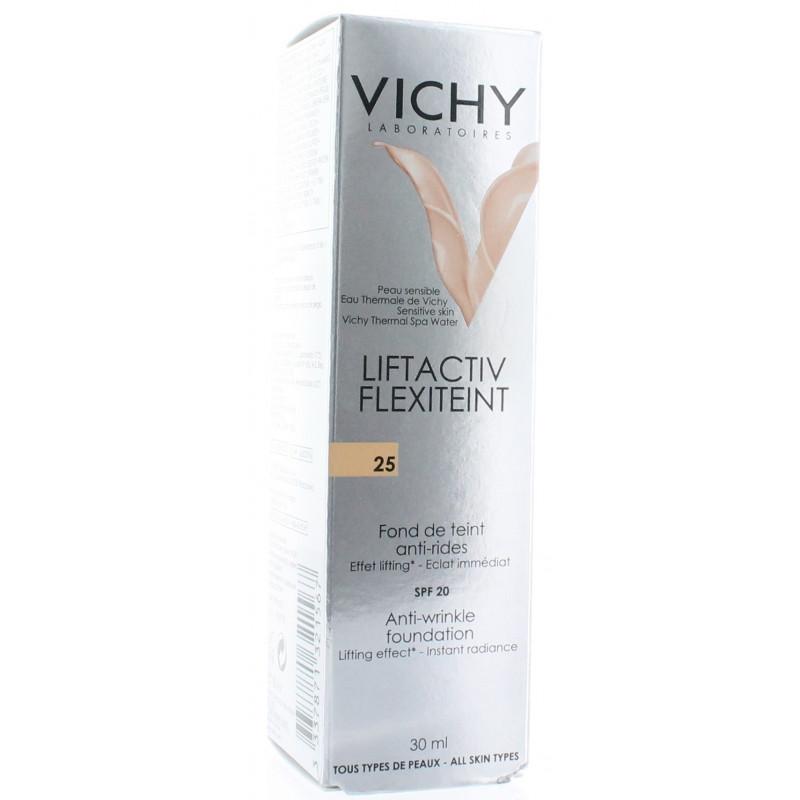 Vichy Liftactiv Flexiteint Fond de Teint Anti-rides 25 SPF20 30ml