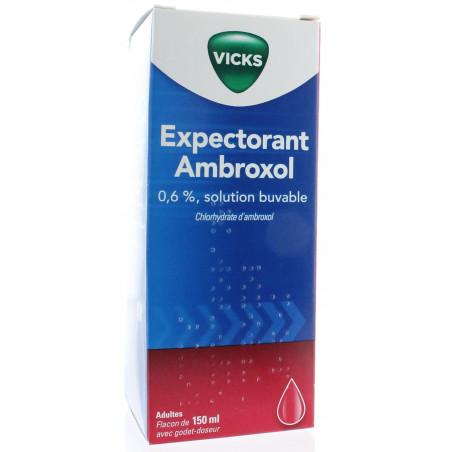 VICKS EXPECTORANT AMBROXOL  150 ML