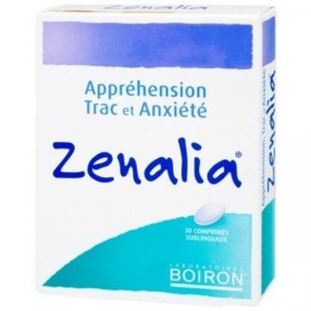 Zenalia appréhension trac et anxiété