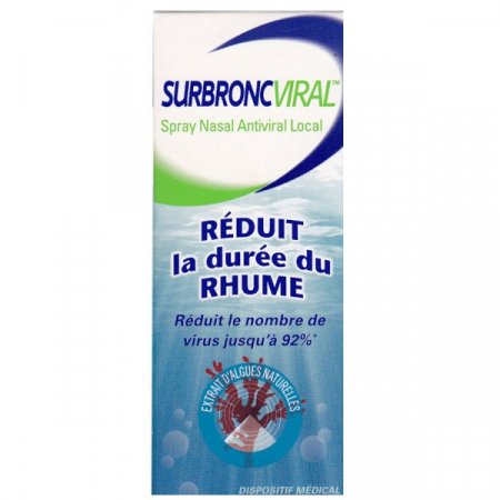 Spray Nasal Rhinobronc Viral 20 ml