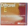 Difrarel E 60 comprimés