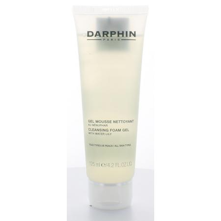 DARPHIN GEL MOUSSE NETTOYANT NENUPHAR 125 ML