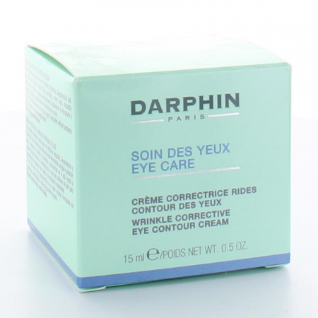 Crème Correctrice Rides Soin des Yeux Darphin 15 ml