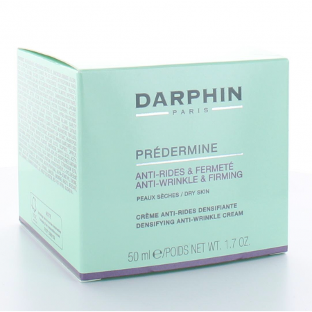 Crème Anti-rides Densifiante Peaux Sèches Prédermine Darphin 50ml