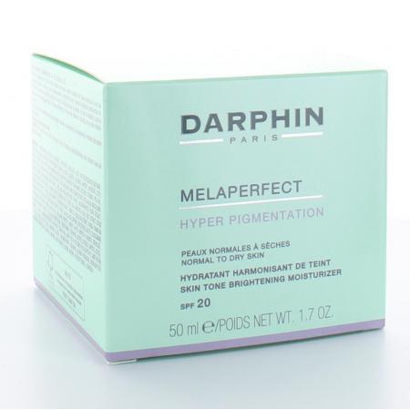 Hydratant Harmonisant de Teint SPF20 Melaperfect Darphin 50ml