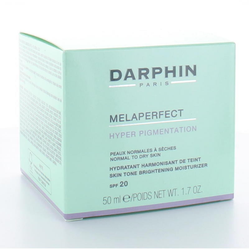 Darphin Melaperfect Hydratant Harmonisant de Teint SPF20 50ml