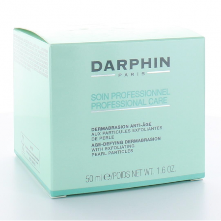 DARPHIN SOIN PROFESSIONNEL DERMABRASION ANTI-AGE EXFOLIANT PERLE 50 ml
