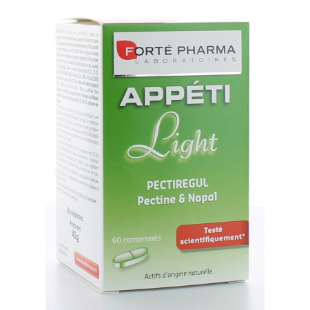 Appeti Light Forté Pharma 60 comprimés