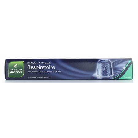 MEDIFLOR INFUSION 7 CAPSULES RESPIRATOIRE