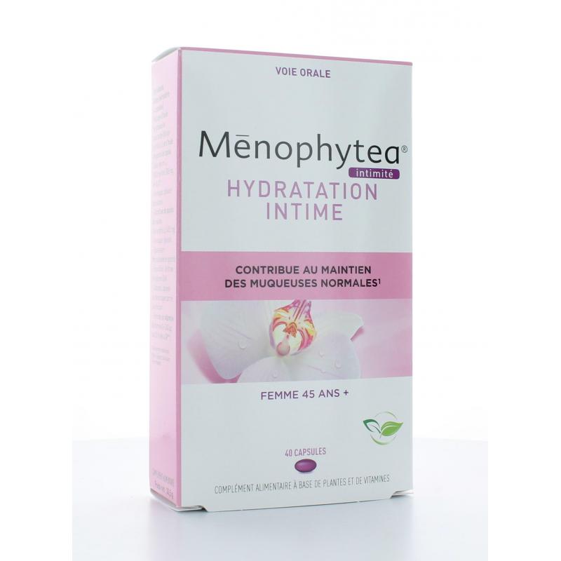Ménophytea Hydratation Intime 30 capsules