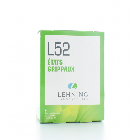 L52 Solution Buvable 30 ml