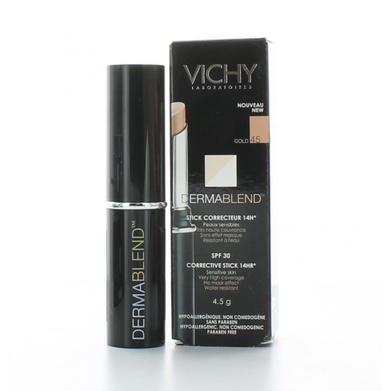 Vichy Dermablend Stick Correcteur 16H Sable 35 4,5g