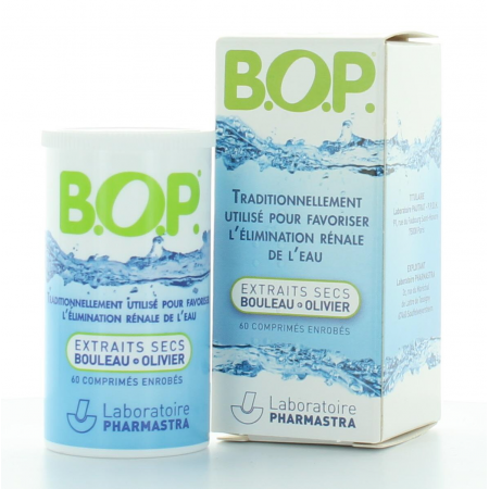BOP ELIMINATION RENALE 60 comprimés